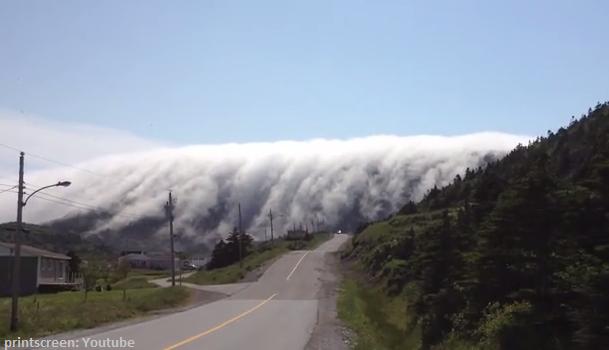 magla, sta je i kako nastaje jaka magla, pojava magle na putu